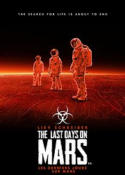 在火星上最后的日子