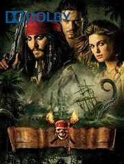 加勒比海盗2(杜比)