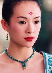 章子怡的电影脸高级在哪里?