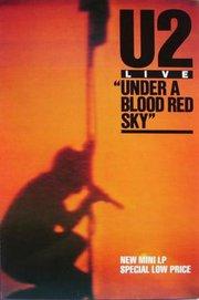 血红天空下