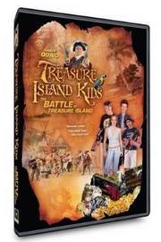 金银岛之战:怪物现身TreasureIslandKid