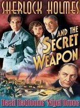 福尔摩斯与秘密武器英文原版