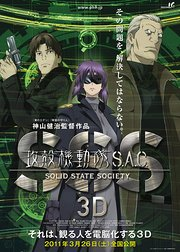 攻壳机动队剧场版4S.A.C.SSS3D