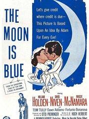 蓝色的月亮