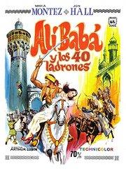 阿里巴巴与四十大盗美国版
