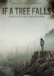 如果树倒下
