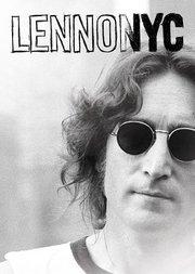 列侬在纽约