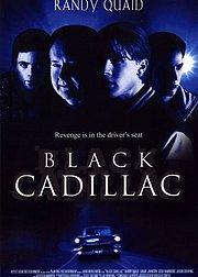 黑色凯迪拉克