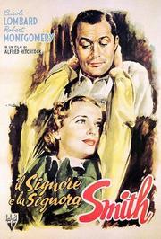 史密斯夫妇1941
