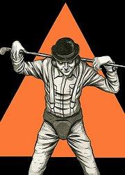麦田电影院 第33期:《发条橙》