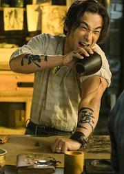 纹身:西部纵横
