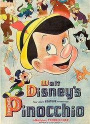 木偶奇遇记(1940)