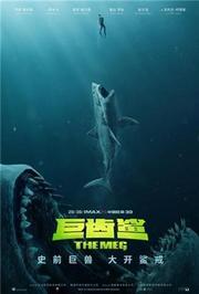 巨齿鲨普通话版