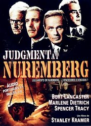 纽伦堡大审判上