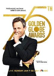 第75届美国电影电视金球奖