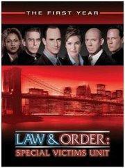 法律与秩序:特殊受害者第1季