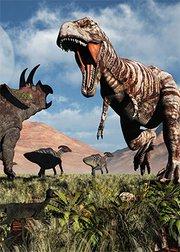 硬汉阿雷实况恐龙战争