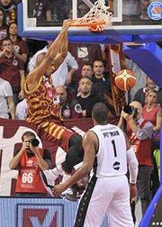 欧洲篮球冠军联赛