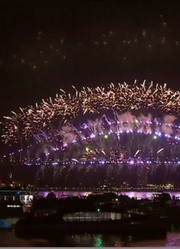 悉尼跨年焰火表演()