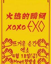 EXO火热的瞬间XOXO