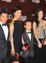35届香港国际电影节宣传