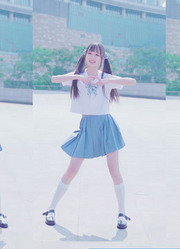 【浅柠】16岁少女的青你2主题曲YESOK翻跳【星辰】