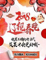 2018辽宁卫视春节联欢晚会