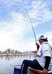 化绍新钓鱼技巧