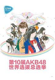 AKB48GROUP演唱会(第十届AKB48世界选拔总选举)