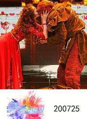 舞者演绎《胭脂扣》惊艳动人0725