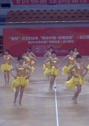 舞蹈赛事-佑嘉广场舞