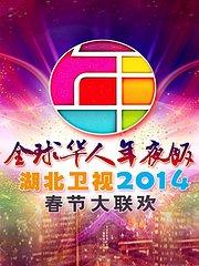 湖北卫视全球华人年夜饭春节联欢晚会 2014