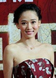 陈乔恩与黄晓明比二,自言未曾想超越林青霞。