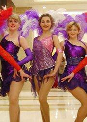 健身动起来:俄罗斯健美舞