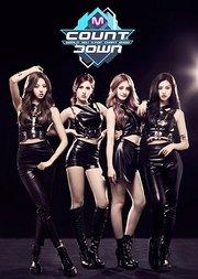 M! Countdown之160811