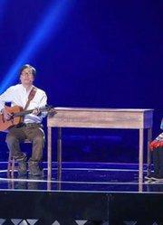 《经典咏流传》撒贝宁主持的大型文化音乐节目