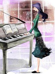 文武贝钢琴演奏视频