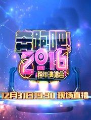 2016浙江卫视跨年
