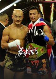 武僧一龙十大战役!暴揍日本选手,2回合惨遭泰拳王KO。