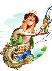 钓鱼装备教学