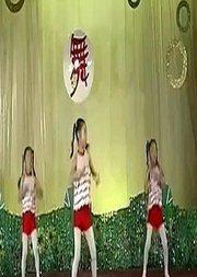 幼儿课堂舞蹈
