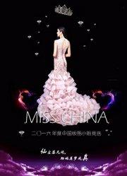 2016年度中国版图小姐竞选