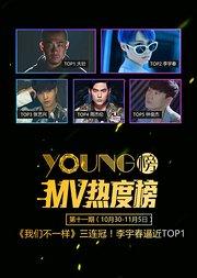 YOUNG·MV热度榜十一期