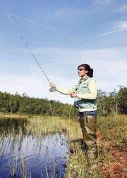 钓鱼人必学技巧