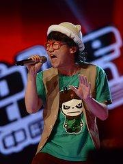 中国好声音-第2季学员朱克