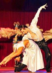 健身动起来:世界健身舞蹈元素合集