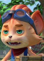 探探猫之奇幻马戏团