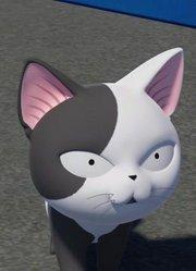 奇怪叫声的猫 叫一声就有竹夹鱼吃