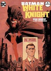 冲突的黑与白——蝙蝠侠 苍白骑士(其二)