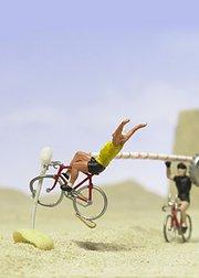 玩具运动会:陆地运动